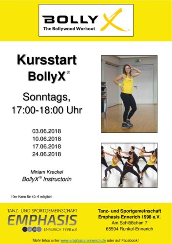 Neues Angebot: BollyX®